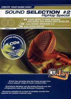 HIP HOP Ejay Sound Selection - Sample Collection 4 Disc