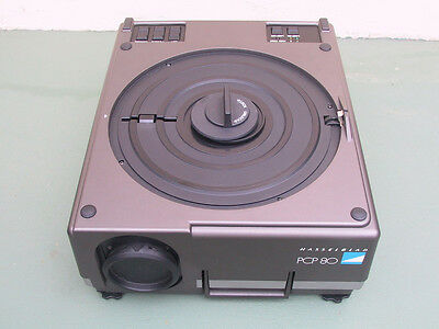 Hasselblad PCP-80 Slide Projector / BODY ONLY / 110-220volt for WorldWide use