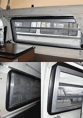 VW Bay window Bus INNER SEAL FOR Westfalia Louvered Jalousie 68-79 T2 camper