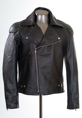 ABBY SHOT Max Leather Jacket Cosplay Replica Mad Max Road Warrior Abbyshot NEW