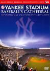 MLB Yankee Stadium: Baseballs Cathedral (DVD, 2011)