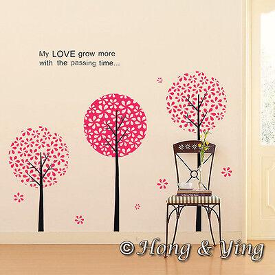 Pandora Tree Wall Decal Sticker Vinyl Decor Removable Nursery Kids Girls Baby