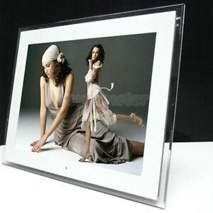 15-034-Digital-Photo-Picture-Frame-MP3-MP4-MOVIE-Remote-Control-Include-White