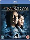 The Da Vinci Code (Blu-ray, 2009, Extended Cut)