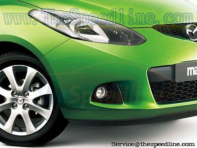 2007 2008 2009  Mazda2 Demio FOG LIGHTS LAMPS Kit OEM 07 08 09 Mazda 2 E11