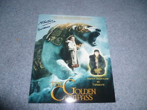 MARTIN-BALLANTYNE-signed-autograph-In-Person-8x10-20x25-cm-THE-GOLDEN-COMPASS