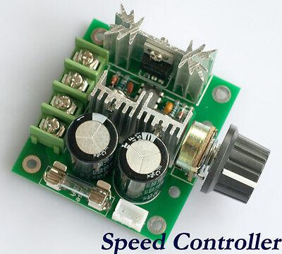 12V-40V 10A Pulse Width Modulator PWM DC Motor Speed Control Switch Controller