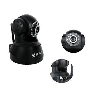 Wireless-WIFI-IP-Security-Camera-Webcam-Night-Vision-Audio-Tenvis-JPT3815W-CCTV