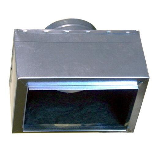 HVAC Insulated Ceiling Register Box Vent Box  Ceiling Vent Box