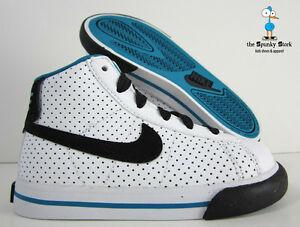 new styles 93c32 49ac6 Image is loading NIKE-SWEET-CLASSIC-HIGH-TOP-TODDLER-GIRLS-WHITE-