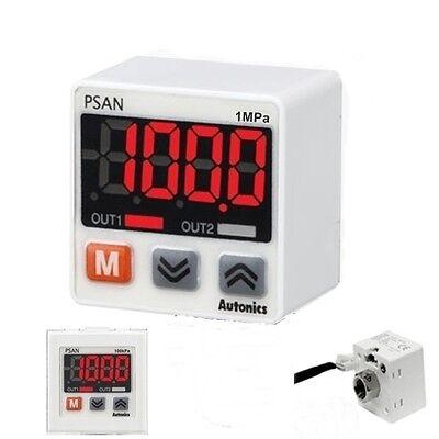 Digital Air Pressure Sensor Switch for machine PSAN-1CV-Rc1/8 NPN open 1000kPa