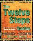 The Twelve Steps Quotes by William J Booth (Paperback / softback, 2011)