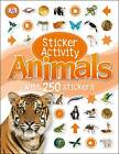 Sticker Activity Animals by DK (Paperback, 2012)