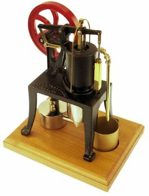 P.M. Research - 1895 Rider Ericsson Hot Air Pumping Engine - Ready To Run!