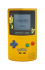 Nintendo Game Boy Color Pokemon Limited Edition Yellow Handheld System