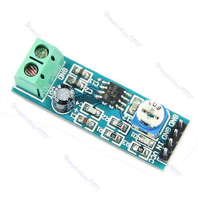 200 Times 5V-12V Input 10K Adjustable Resistance LM386 Audio Amplifier Module
