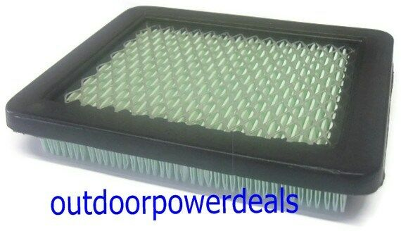 2 Pack REPLACEMENT AIR FILTER FOR PART # 17211-ZL8-023
