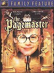 The Pagemaster (DVD, 2002)