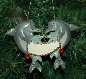 Dophin, Dolphins Nautical Christmas Ornament   eBay