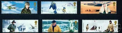 2003. Extreme Endeavours. Superb unmounted mint set x 6. AT FACE!
