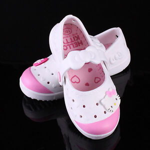 Authentic-Hello-Kitty-Girls-Kids-Casual-Athletic-Shoes-Aqua-Water-Beach-Sandal