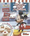 Disney Story and Recipe Book - Mickey's Party Cookbook by Parragon (Spiral bound, 2012)