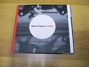 CD-GOTAN-PROJECT-LUNATICO-YA-BASTA-2006-STATO-OTTIMALE
