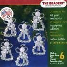 Holy Angels Crystal Beaded Christmas Ornament Kit The Beadery 3058