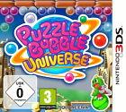 Puzzle Bobble Universe (Nintendo 3DS, 2011)