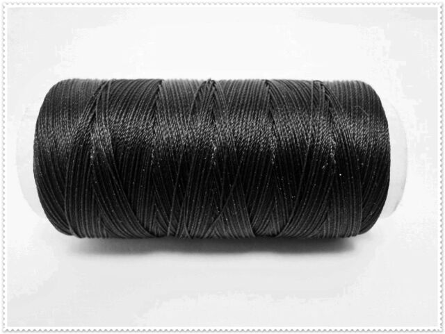 A&E Bonded Nylon T45 Thread 200 yds Black Very Strong