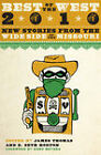 Best of the West 2010: New Stories from the Wide Side of the Missouri: 2010 by University of Texas Press (Paperback, 2010)