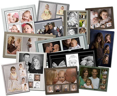 39 Photoshop Photo Collage Design Templates Collection