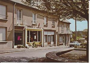 CARTE-POSTALE-RONCEY-MANCHE-50-LE-TABAC-devant-de-magasin-Ed-VADAINE