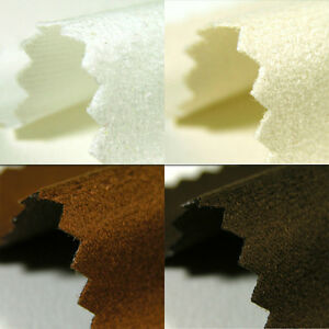 SOFT-WOVEN-FAUX-SUEDE-FINE-MICRO-FIBER-FOR-CLOTHES-0-4MM-THICK-034-56-COLORS-034-60-034-W