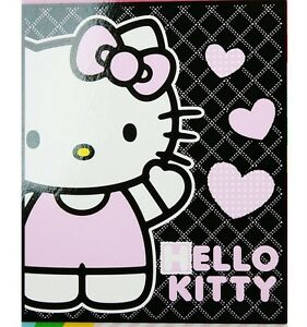Hello-Kitty-Fleece-Blanket-50-x-60-034-Plush-Throw-Blanket-Offically-by-Sanrio