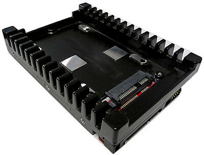 "WD IcePack 2.5"" to 3.5"" Hard Drive Mounting Kit Frame w/Heatsink -SSD & 2.5"" HDD"