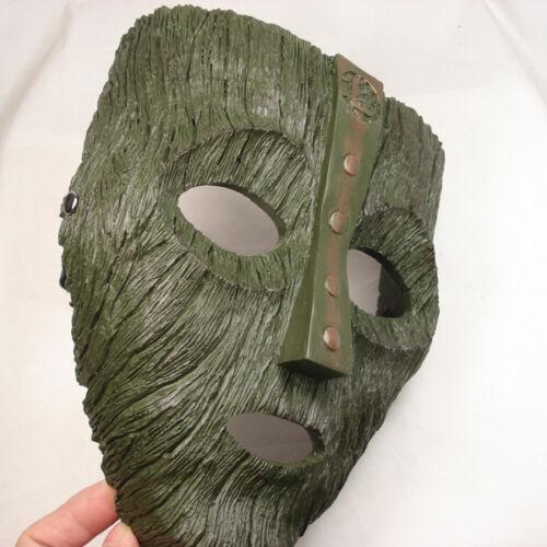 Classic Style Loki Mask Movie Prop Memorabilia Resin Replica Halloween JH02