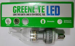 3-Watt-3000K-Dimmable-LED-Light-Bulb-Candelabra-Base-Porch-Chandelier-Lamp