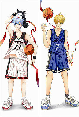 Kuroko no Basuke Japan Anime Dakimakura Hugging Pillow Case