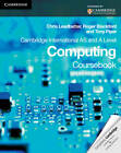 Cambridge International AS and A Level Computing Coursebook by Roger Blackford, Chris Leadbetter, Tony Piper (Paperback, 2012)