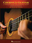Czerny for Guitar - 12 Scale Studies for Classical Guitar by David Patterson (Paperback, 2010)