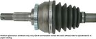 CV Axle Shaft-Constant Velocity Drive Axle Front Right Cardone 60-6219 Reman