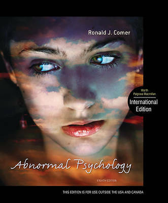 Abnormal Psychology-ExLibrary