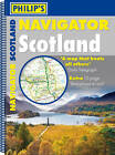 Philip's Navigator Scotland by Octopus Publishing Group (Paperback, 2012)