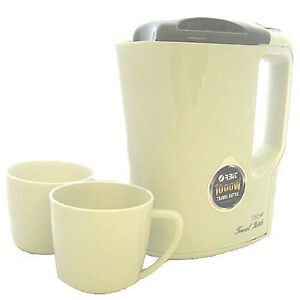 ORBIT-COMPACT-PORTABLE-HIGH-QUALITY-0-8L-1000W-TRAVEL-KETTLE-WITH-2-CUPS-WHITE