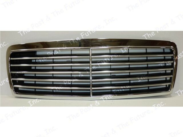 96 97 98 99 Mercedes Benz E Class W210 Style Assembly Grille Grill