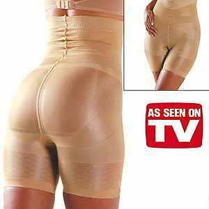 Slim n' Lift Silhouette undergarment as seen on TV body shaper look slimmer