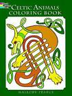 Celtic Animals Colouring Book by Mallory Pearce (Paperback, 1997)