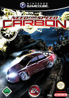 Need For Speed: Carbon (Nintendo GameCube, 2006, DVD-Box)