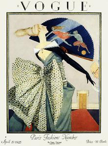 Art Deco Fashion Formal 1920 39 S 30 39 S Magazine Cover Art